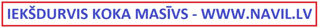 IEKSDURVIS-KOKA-MASIVS
