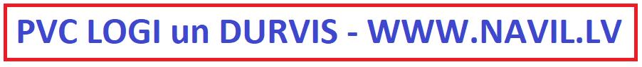 PVC-LOGI-UN-DURVIS